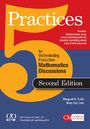 Cover 5 Practices for Orchestrating Productive Mathematics Discussions