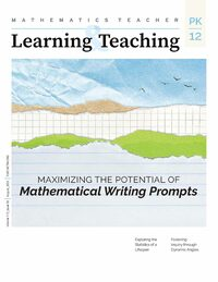 Cover Mathematics Teacher: Learning and Teaching PK-12